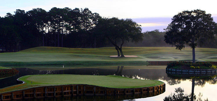 Best Par 3 Holes in the World - TPC Sawgrass Hole 17