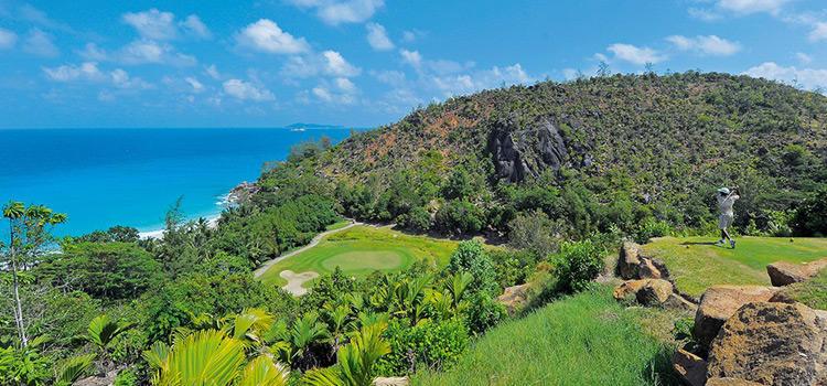 Best Par 3 Holes in the World - Lemuria Golf Course Hole 15