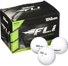 Best Golf Gifts Under $10 - Wilson FLI Golf Balls