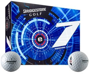Most Forgiving Golf Balls - Bridgestone e7