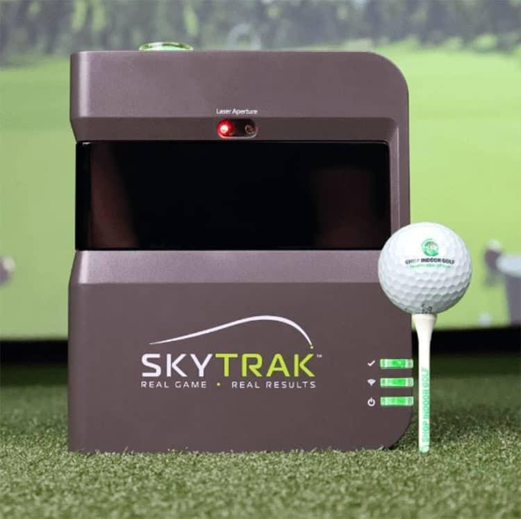 SkyTrak Golf Simulator and Launch Monitor