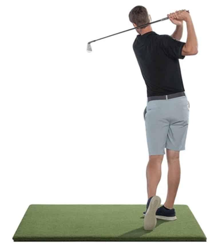 SwingTurf Golf Hitting Mat