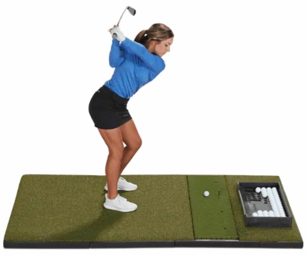 Fiberbuilt Golf Mat