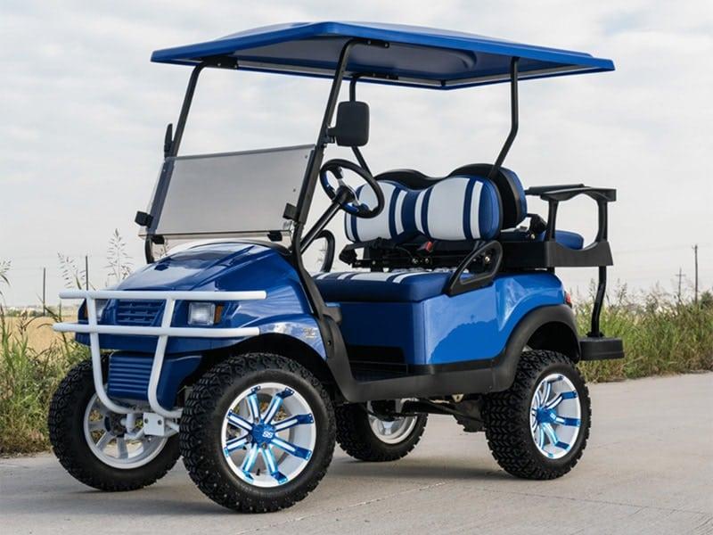 Midnight Blue Cart