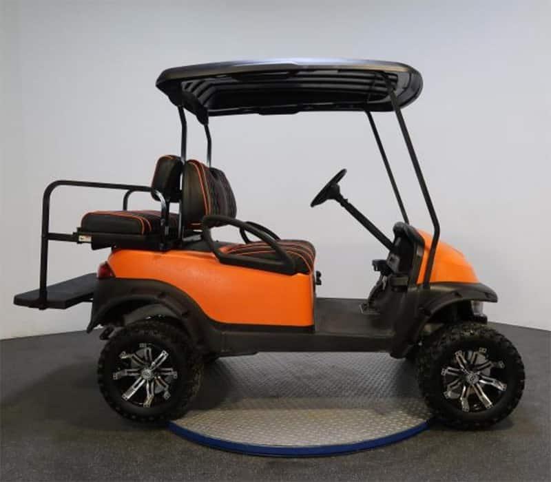 Rhinolined Golf Cart