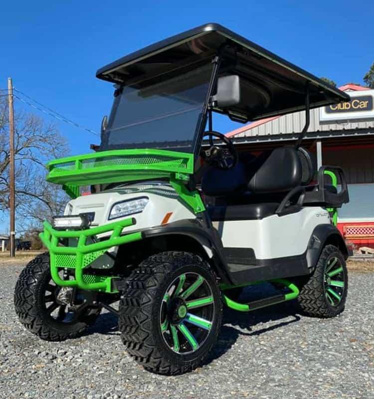 Sweet Pea Golf Cart
