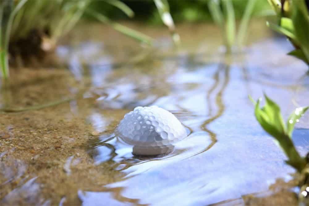 Do Golf Balls Get Waterlogged?