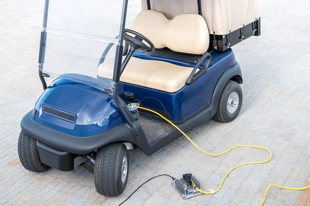 Electric Golf Cart Charging
