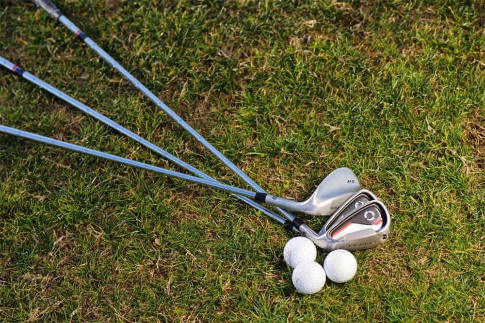 Set of Golf Club Irons